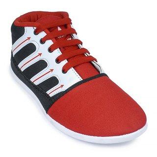 Oricum Footwear Red-138 Men/Boys Casual Shoes