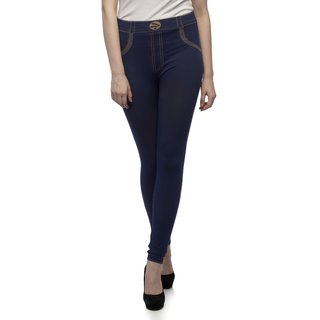 Tara Lifestyle Stretchable Slim Fit Leggings for Womens and Girls