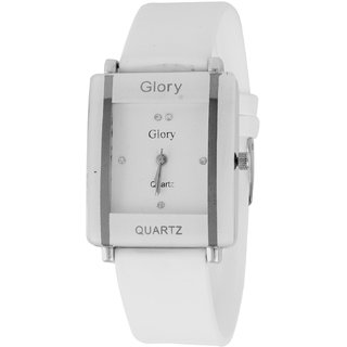 Steal Deal Stylish White Beauty for Girls