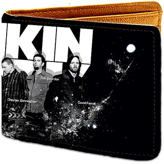 Zanky ZYMWLT125 Multicolor Leather, Canvas Printed Wallet for Men  Boys