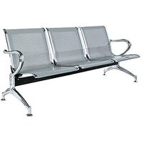3 Seater Bench in Metal