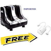 Teledealz Imported Heavy Duty Full Leg Massager With Amazing Free Gifts Best Quality