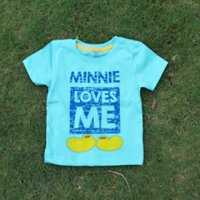 T-Shirts ( Disney Export Quality) for Kids  by Littlemimosa