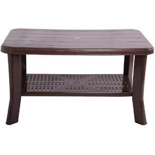 Centre Table (Sandalwood Brown) by badal furniture