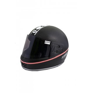 Glorious Full Face Motorcycle Scooter Scooty Helmet for Gents/Boys with ISI Mark - GLR22