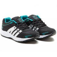 Lancer Men's Green & Black Running Shoes