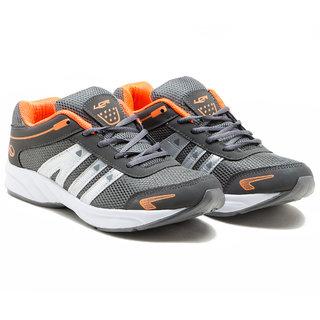 Lancer Men's Orange & Gray Running Shoes