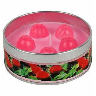 2pcs! PeepalComm Romantic Cherry Fruit Scented Candle