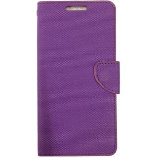 Colorcase Flip Cover Case for LeEco Le 2 - Purple