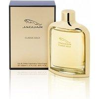 Jaguar Classic Gold Edt - 100 Ml (For Men)