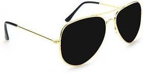 Victoria Secret Black Aviator Unisex Sunglasses