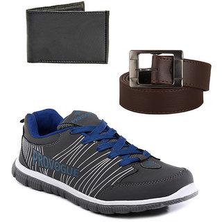 Provogue Men's Blue Sports Shoes