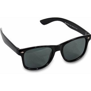 Women  Men Black Wayferer Sunglass
