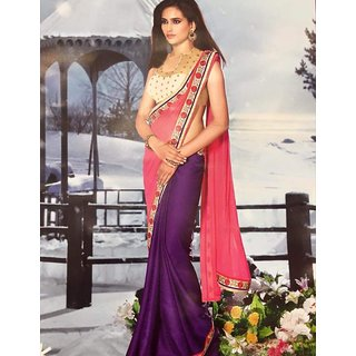 Womens Saree Clothing Designer Party Wear Collection