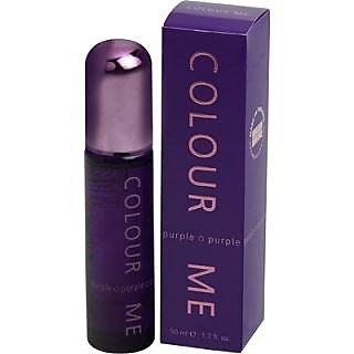 Best Colour Me Purple Eau de Toilette - 50 ml (For Women)
