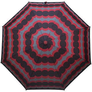 Murano 3 Fold Auto Open Auto Close RST Print Colorful Umbrella for women