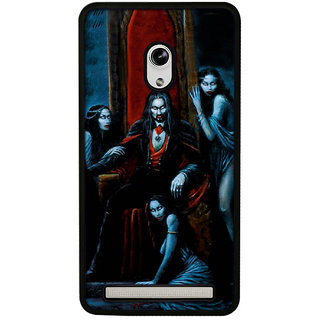 Instyler Digital Printed Back Cover For Asus Zen Fone 6