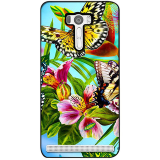 Instyler Digital Printed Back Cover For Asus Zen Fone Selfie