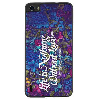 Instyler Digital Printed Back Cover For Huawei Honor 6