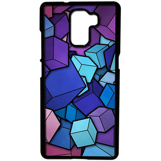 Instyler Digital Printed Back Cover For Huawei Honor 7
