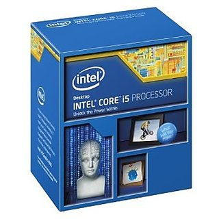 Intel 3.2 GHz LGA 1150 i5-4590 Processor