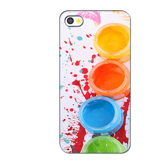 Instyler Premium Digital Printed 3D Back Cover For Apple I Phone 5
