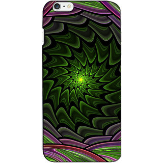 Instyler Premium Digital Printed 3D Back Cover For Apple I Phone 6 Plus