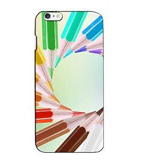 Instyler Premium Digital Printed 3D Back Cover For Apple I Phone 6