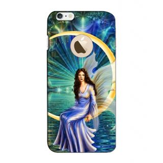 Instyler Premium Digital Printed 3D Back Cover For Apple I Phone 6 Logo