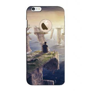 Instyler Premium Digital Printed 3D Back Cover For Apple I Phone 6 Logo