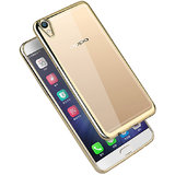 Oppo F1 Plus Transparent Back Cover