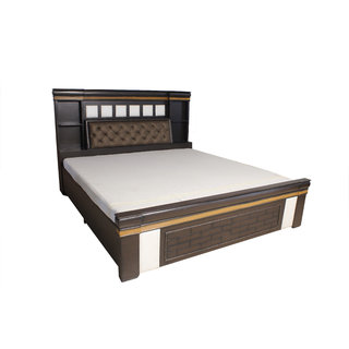 Bantia - Fennel King Size Bed Fc2L2D6