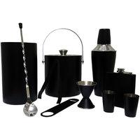 10 pc Black color Bar Set