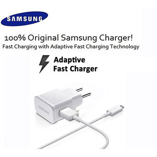 Samsung 2.0A Universal Mobile Charger USB Power Adapter + Cable