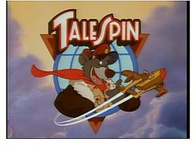 Disney Tale Spin Hindi Vcd Three Episode Vol 2