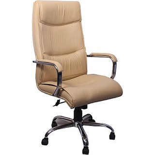 EARTHWOOD  Office Chair         ( Color - Beige)