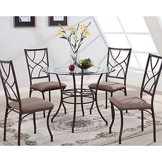Round Shaped Dining Table