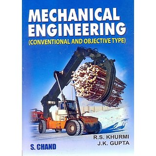 Mechanical Engineering Author R S KHURMI, J K GUPTA