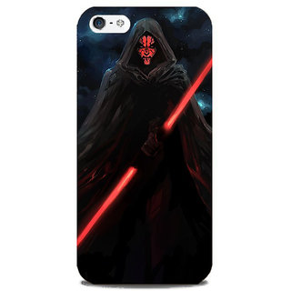 Blu Dew iPhone 5/5S Mobile Cover Devian Art