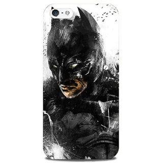 Blu Dew iPhone 5/5S Mobile Cover Rugged Batman