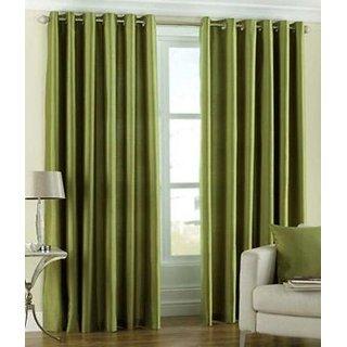 MN Decor beautiful crush set of 2 window curtain(cw-005)