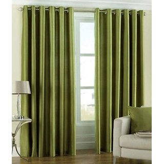 MN Dceor floral set of 2 Door curtain(cd-005)
