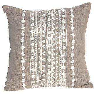 Vintage Linen Cushion Cover natural (set of 2)