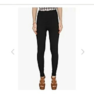 simran black women  leggings
