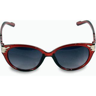 e7dd2b4be516b Buy Women Red Cat Eye Sunglass Online   ₹499 from ShopClues