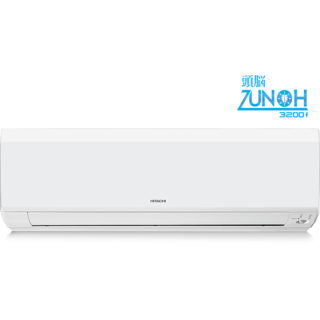 Hitachi 1.5Tone  3Star  Zunoh 3200F - Rau318Awd Split  Air Conditioner(White)