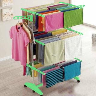 Kawachi Power Dryer Easy Cloth Drying Stand