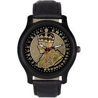 Jack Klein Round Dial Elegant Analogue Wrist Watch For