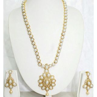 Tradition Ethnic Wear Rani Style Bridal Necklace Set