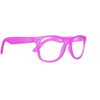 Derry Pink Wayfarer Frame